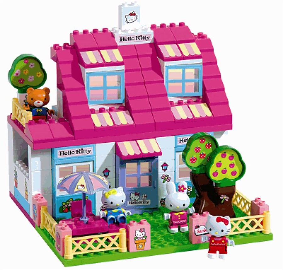 F.179 Hello Kitty Huis