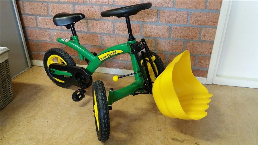 B102 Skelter fiets driewieler