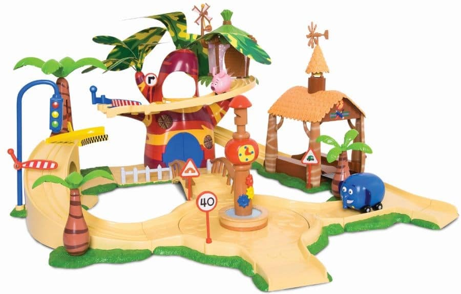 F.224 Disney jungle Racebaan (van 3 tot 7 jaar)