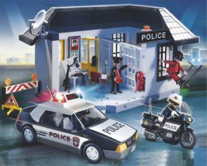 F.0214 PM Politie arrestatieteam