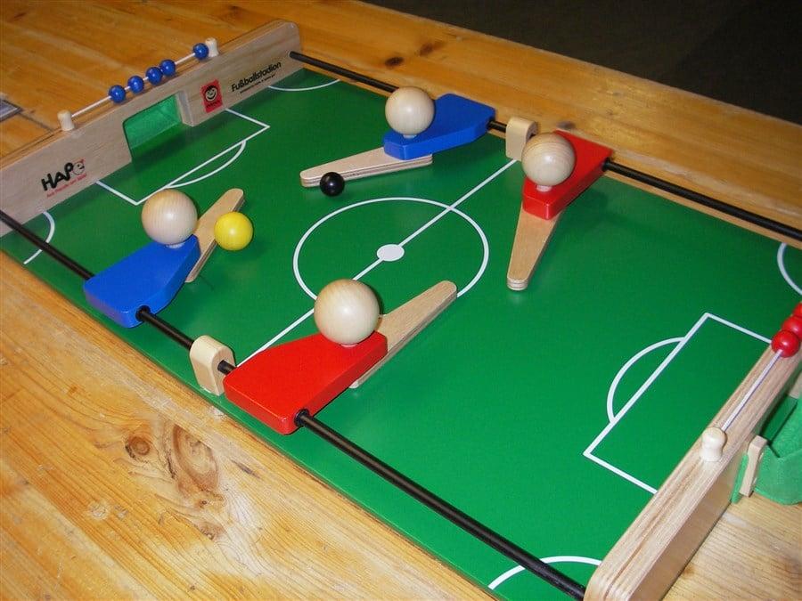 F205 Voetbalspel