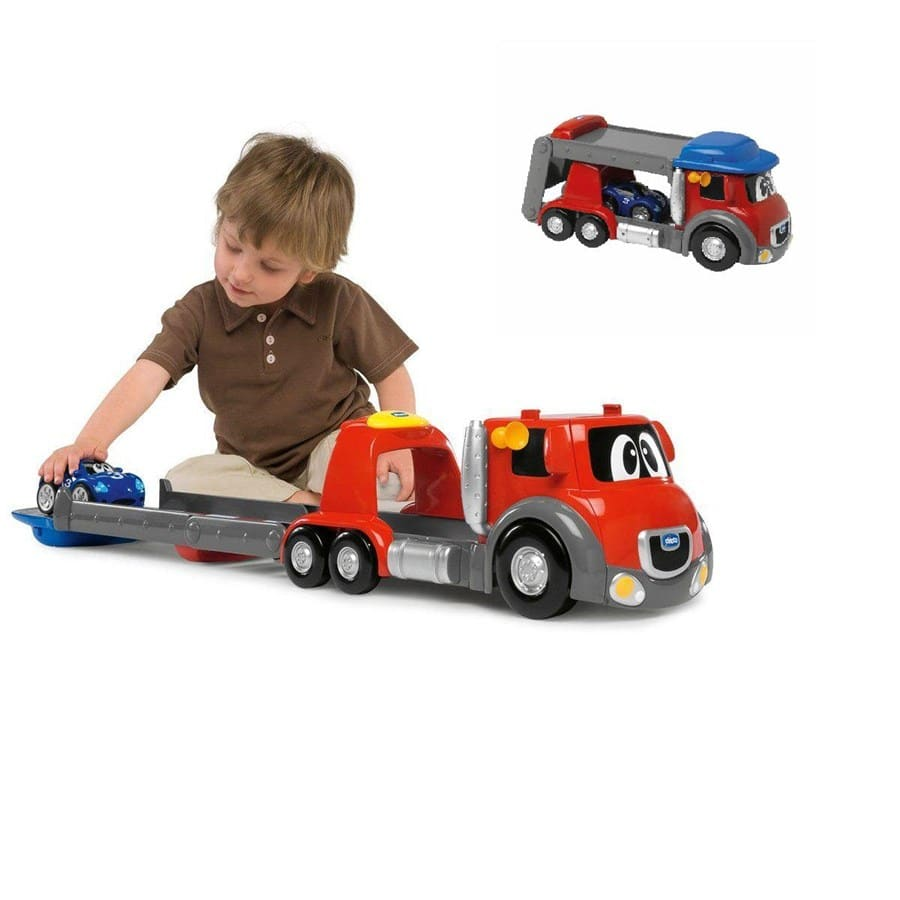 F198 Turbo Speed Truck Chicco