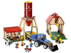 F172 Boerderij Lego