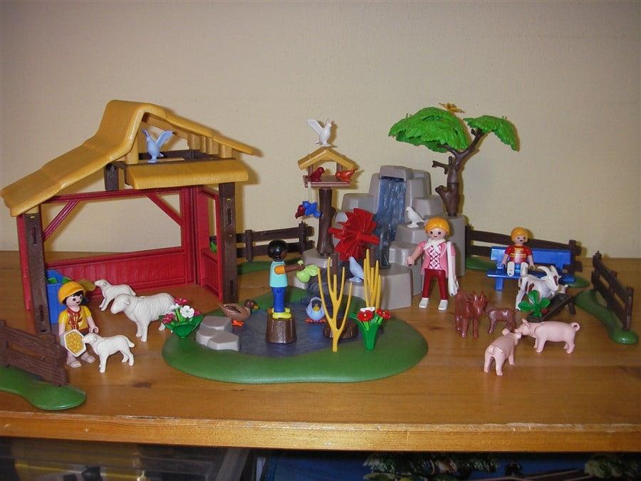 F158 Kinderboerderij PM