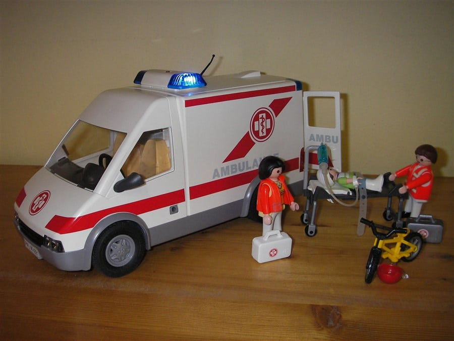 F149 Ambulance PM