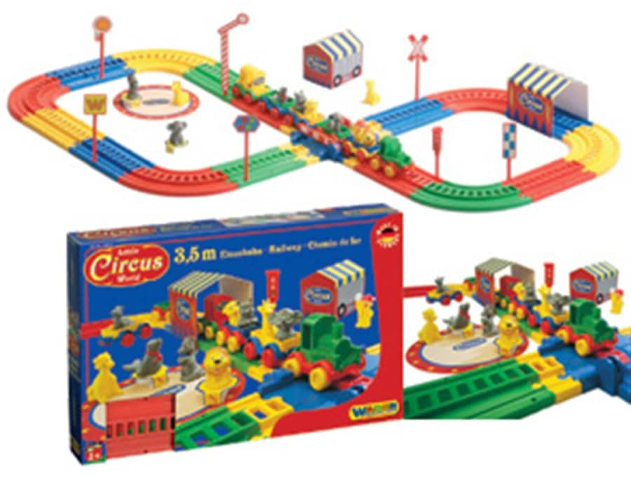 F097 treinset little circus