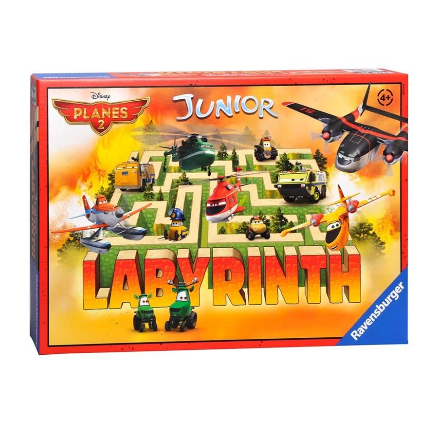 G014 Labyrinth Junior Planes (vanaf 4 jaar)