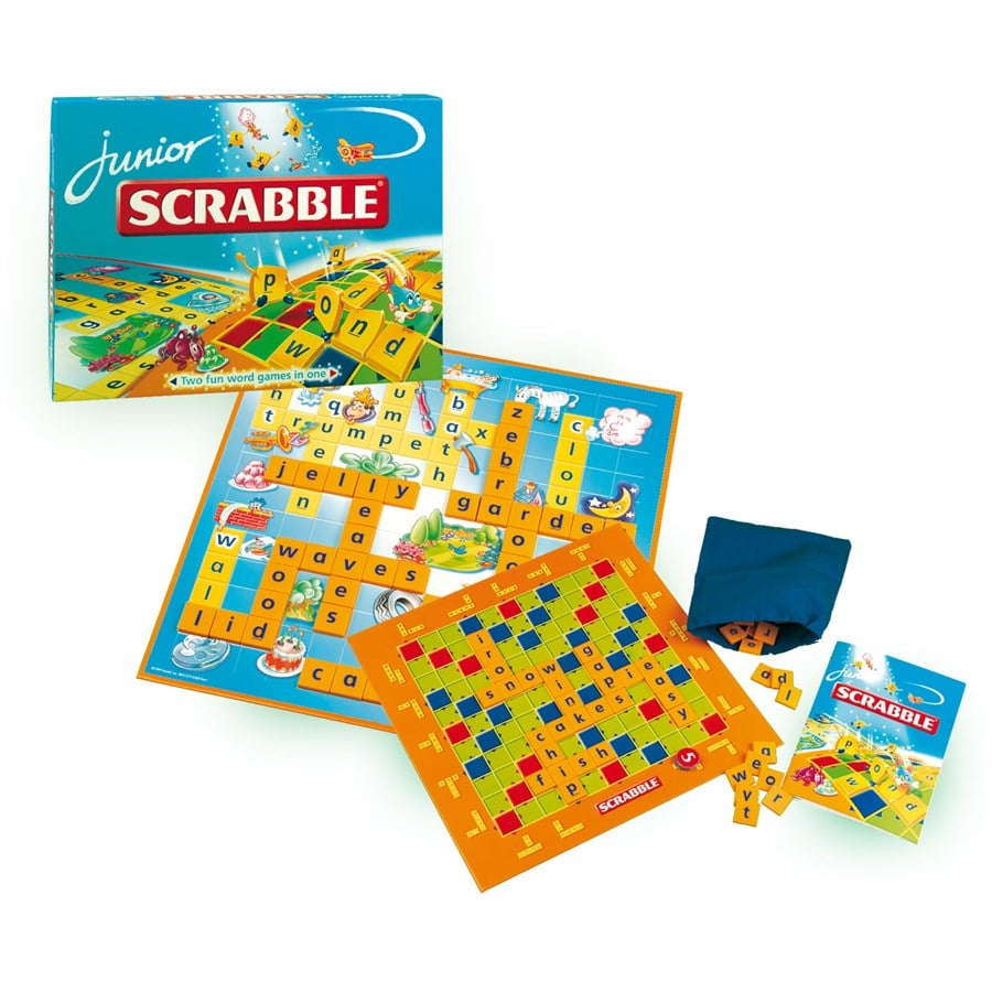 G.196 Scrabble Junior (vanaf 5 jaar)