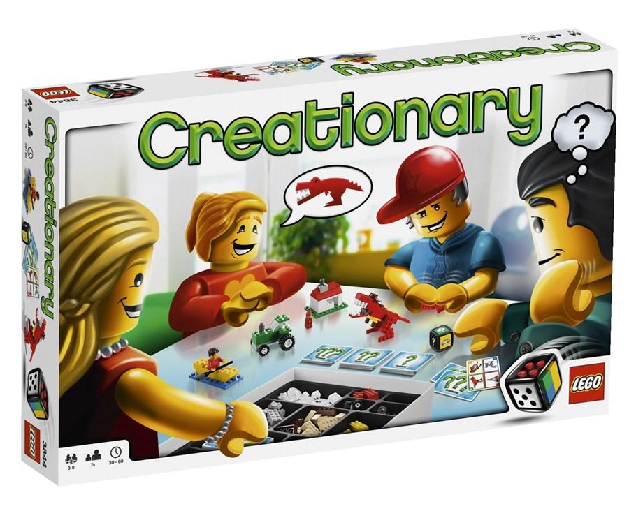 G159 Creationary Lego
