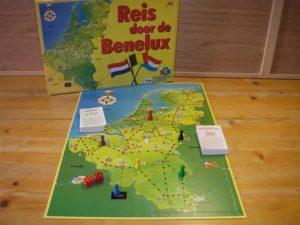 G154 Reis door de Benelux