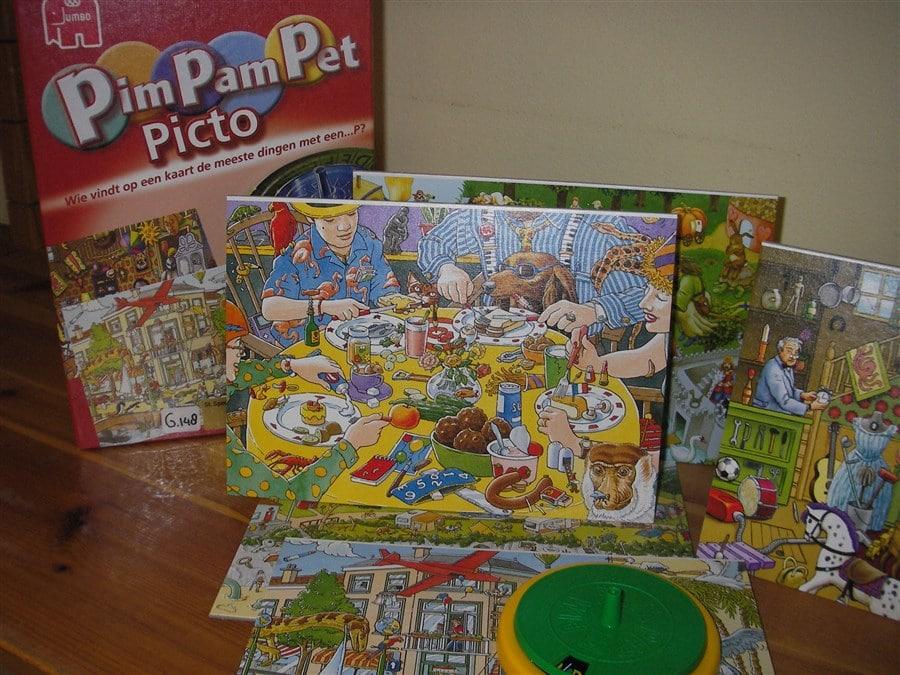 G148 Pim Pam Pet Picto