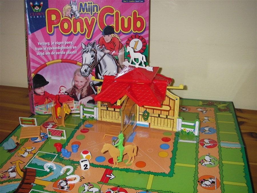 G134 Mijn Pony Club