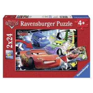 P.002 Puzzel Cars
