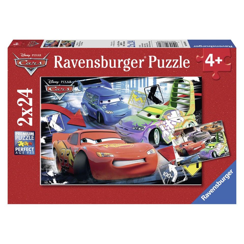 P.002 Puzzel Cars