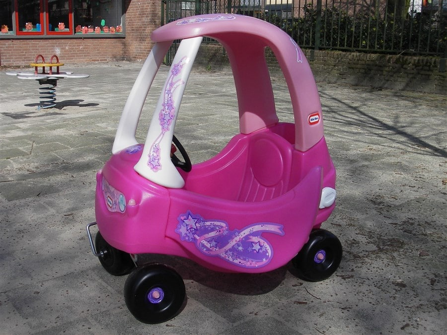 B053 Loopauto Prinses