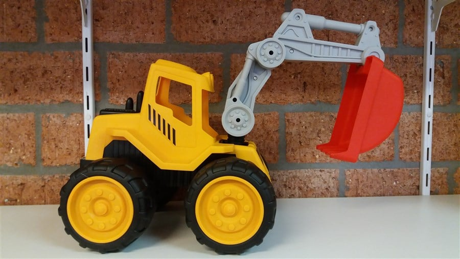 B001 Truck Graafmachine