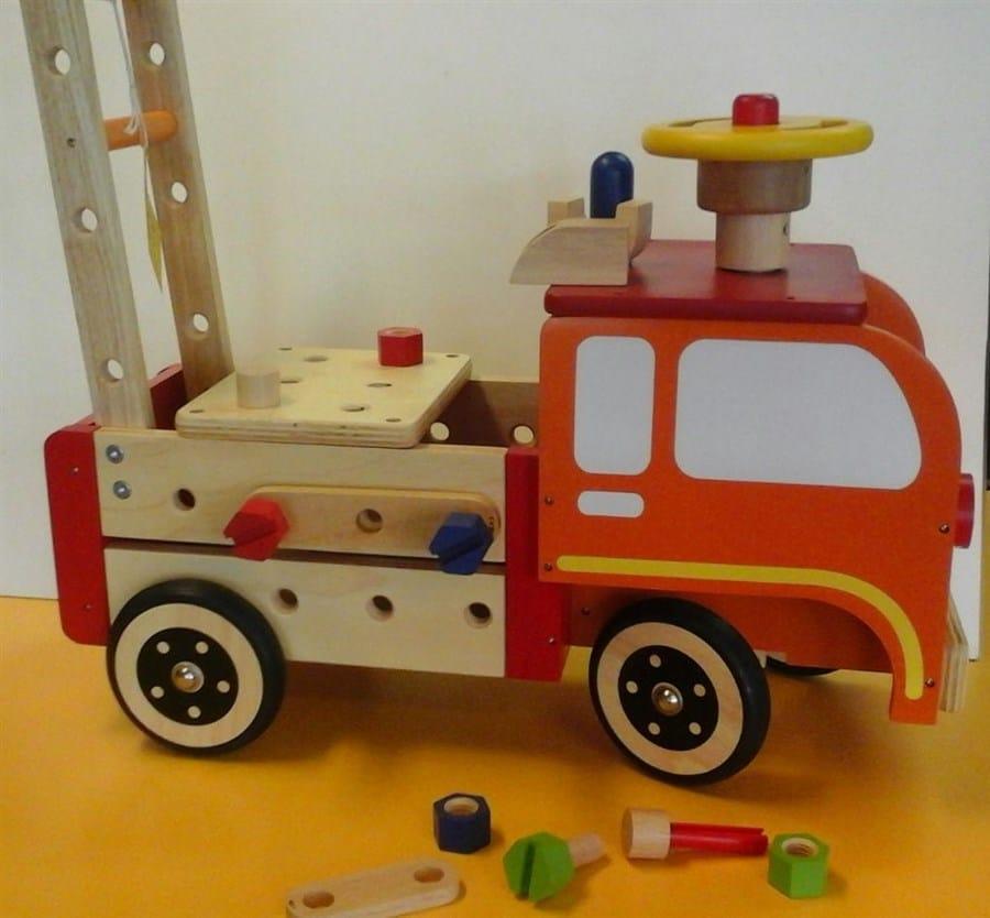 C.034 Constructie duwauto