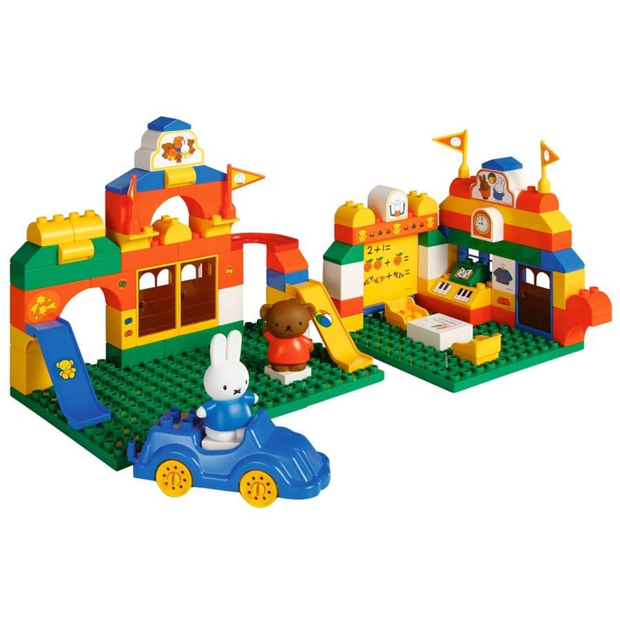 C025 Nijntje bouwblokken