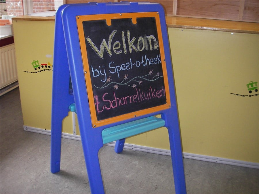 E30 Schoolbord Smoby