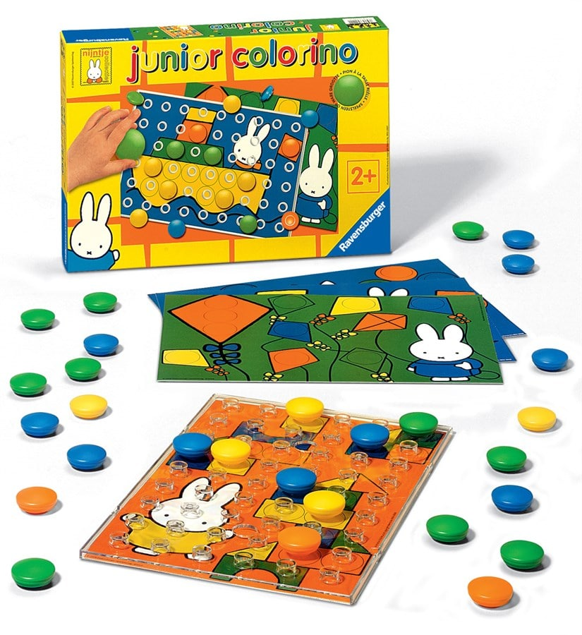 E014 Nijntje Junior Colorino