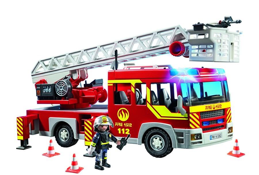 F.056 PM Brandweerwagen