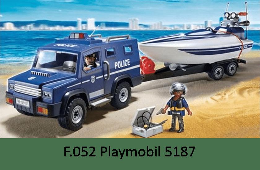 F.052 Playmobil 5187