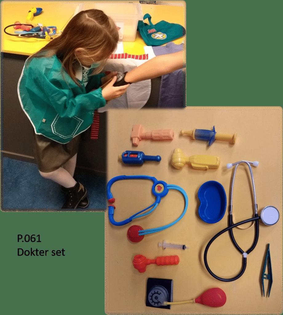 F.061 Dokter set