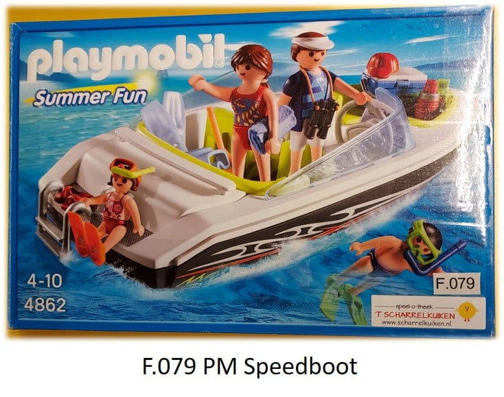 F.079 PM Speedboot