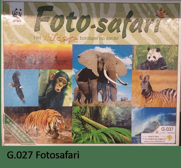 G.027 Fotosafari