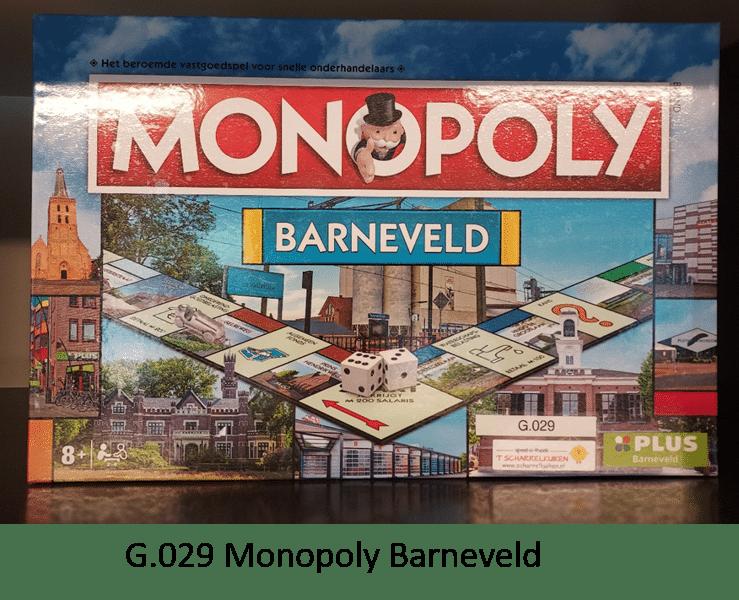 G.029 Monopoly Barneveld