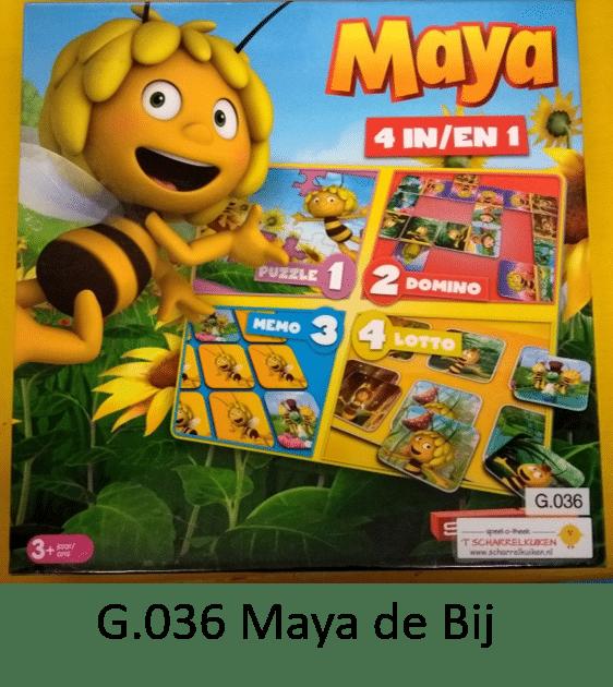 G.036 Maya de Bij