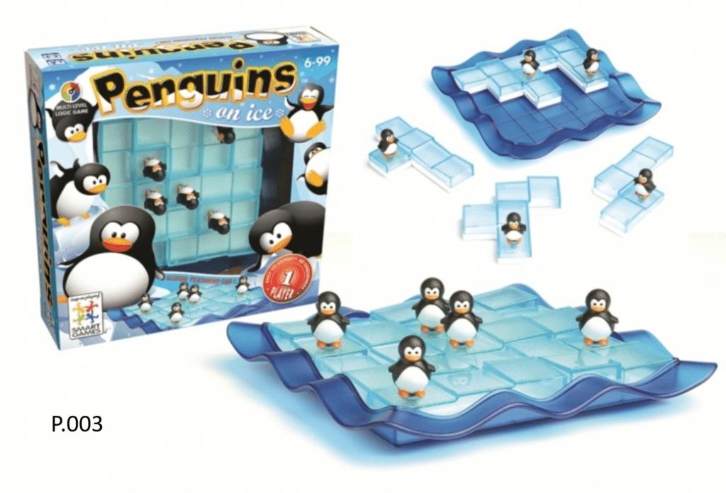 P.003 Penguin on Ice