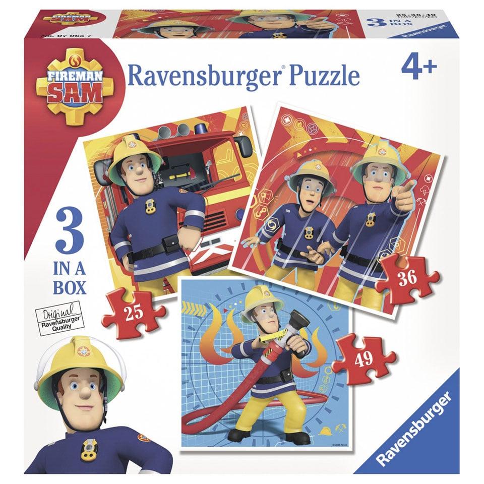 P.069 Brandweerman Sam Puzzel