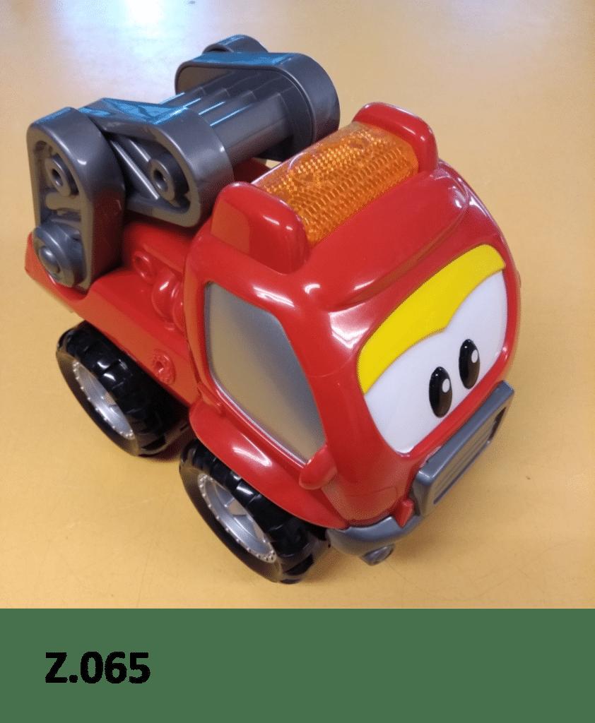 Z.065 Simba Brandweerauto